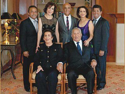Avila's Family History