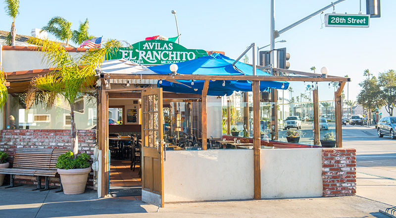 Catering - Orange County Avila's El Ranchito
