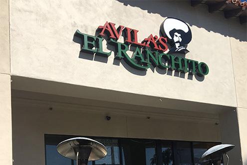 Foothill Ranchi Avila's El Ranchito